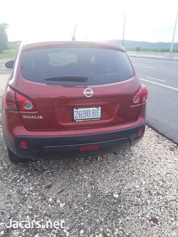 Nissan Dualis 1,8L 2010-3