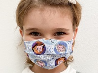 Children Surgical Mask Pack of 50