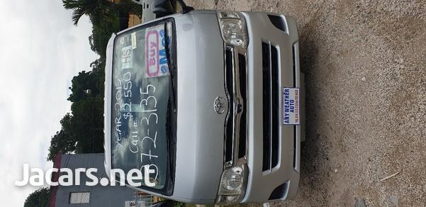 Toyota Hiace Bus 1,8L 2012-1