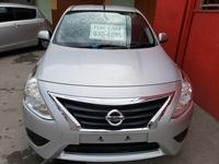 Nissan Latio 2,0L 2015