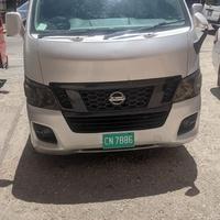 2014 Nissan. caravan