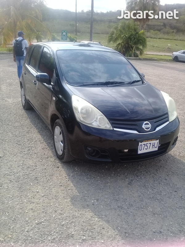 Nissan Note 2,0L 2011-4