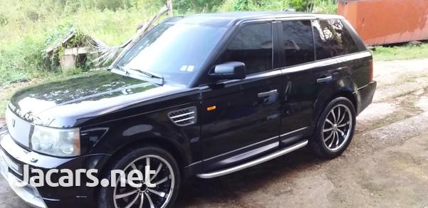 Land Rover Range Rover Sport 4,4L 2006-1