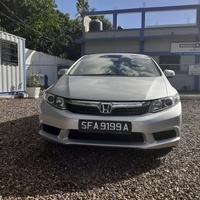 Honda Civic 2,0L 2012