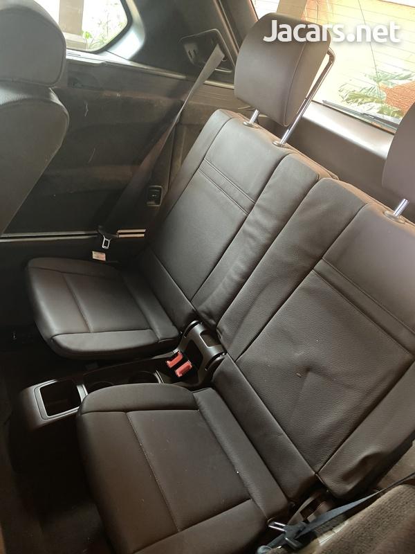 BMW X5 3,0L 2010-2