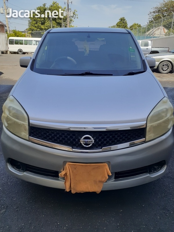 Nissan LaFesta 2,0L 2007-7