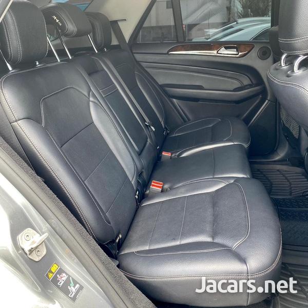 Mercedes-Benz M-Class 3,5L 2014-6