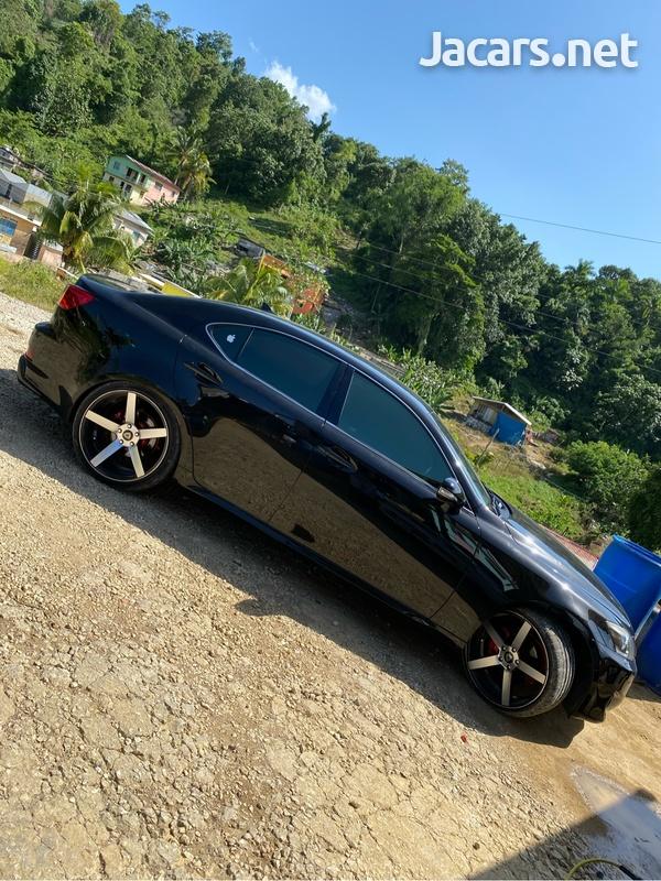 Lexus IS 2,5L 2012-1