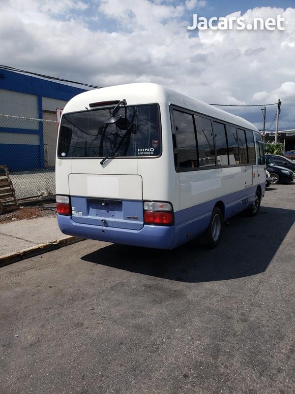 2012 Hino Liesse Coaster Bus-3