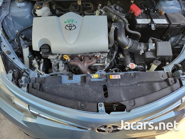 Toyota Yaris 1,5L 2018-4