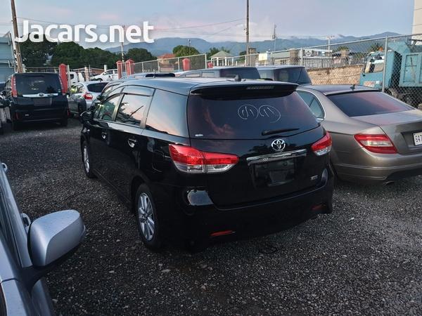 Toyota Wish 2,0L 2011-6