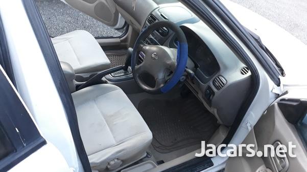 Nissan Sunny 1,2L 2002-9