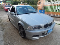 BMW 3-Series 2,5L 2002