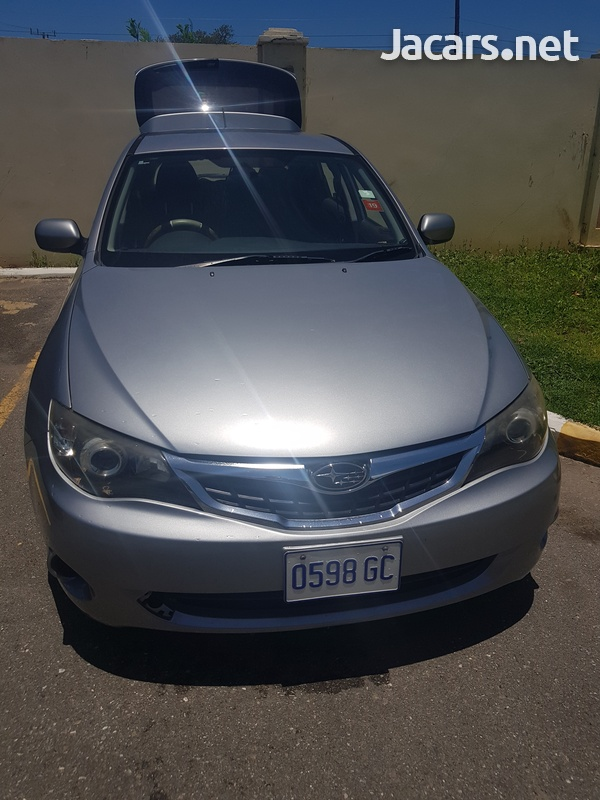 Subaru Impreza 1,5L 2007-6