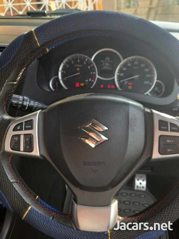 Suzuki Swift 1,6L 2012-13