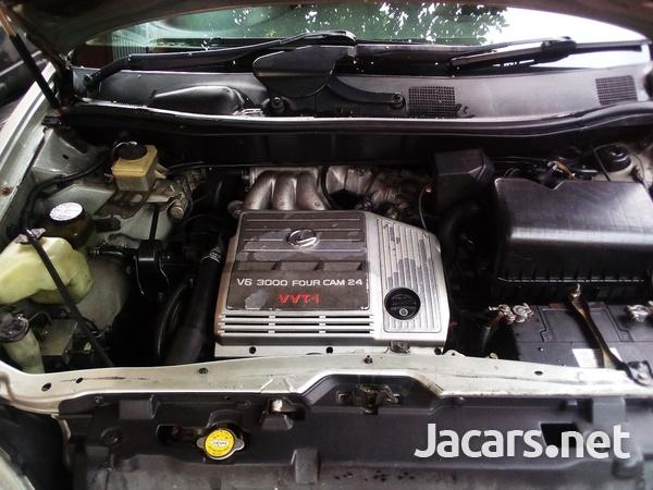 Toyota Harrier 3,0L 1998-4