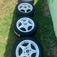 OZ Wheels OEM Evolution III