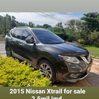 Nissan X-Trail 2,7L 2015