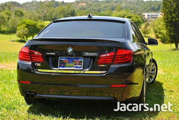 BMW 5-Series 2,0L 2013-4