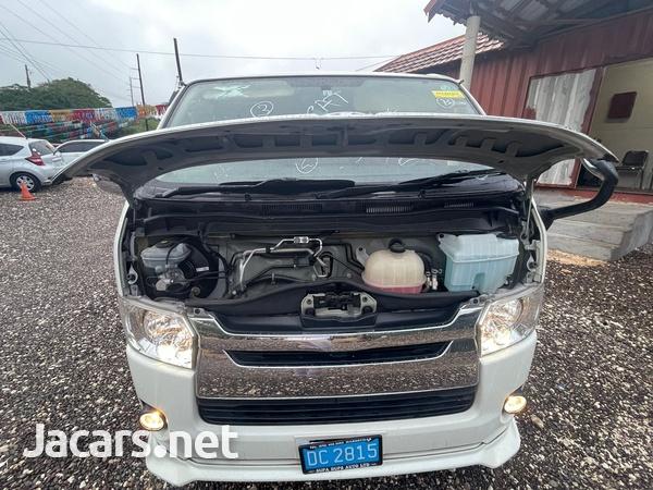 Toyota Hiace 2,5L 2015-2