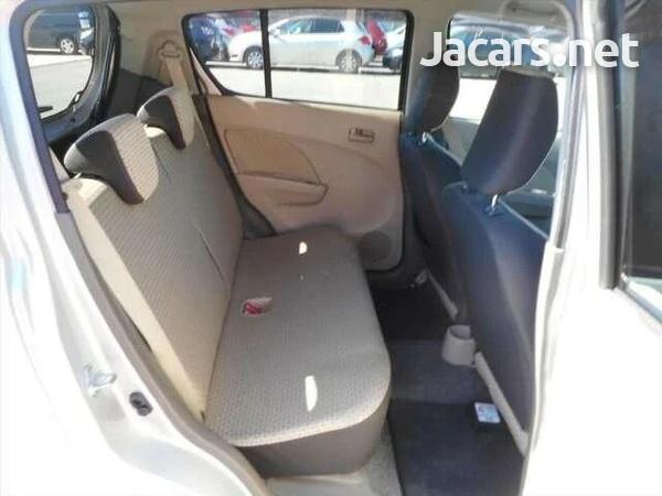 Suzuki Alto 0,6L 2013-5