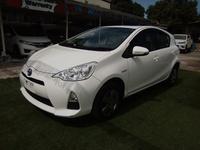 Toyota Aqua 1,6L 2014