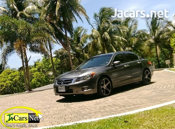 Honda Accord 2,4L 2009-7
