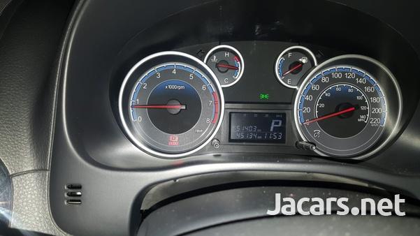 Suzuki SX4 1,6L 2013-5