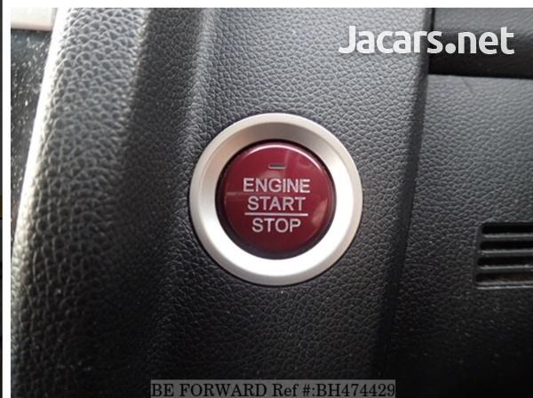 Honda Fit 1,8L 2014-7