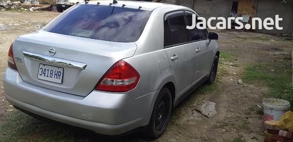 Nissan Tiida 1,4L 2007-2