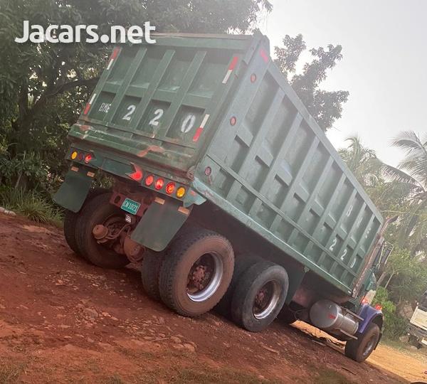1987 Dumper Truck-2