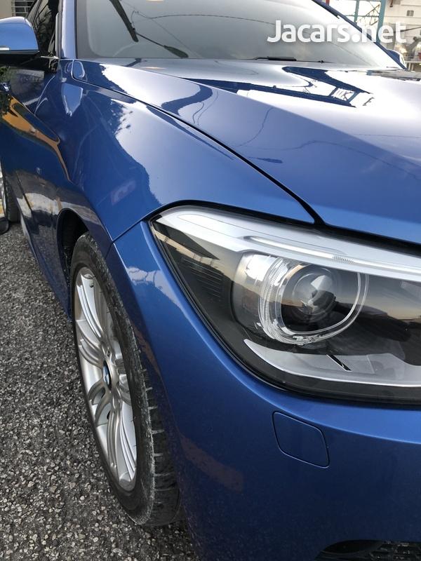 BMW 1-Series 1,6L 2014-12