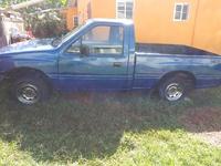 Isuzu Pick-up 2,3L 1992