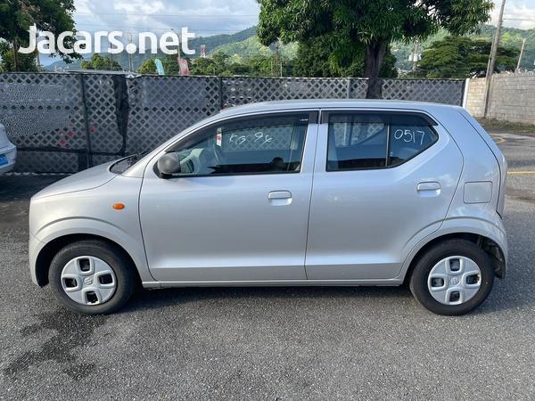 Suzuki Alto 1,0L 2016-4