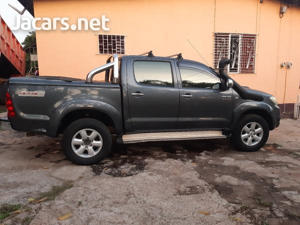 Toyota Hilux 3,0L 2009-7