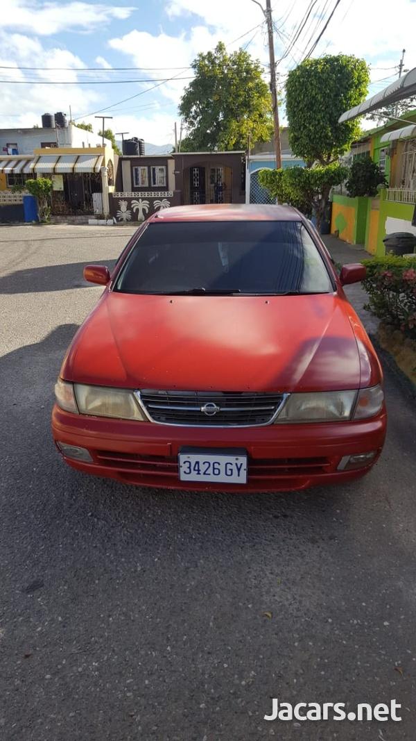 Nissan B14 2,0L 1996-6