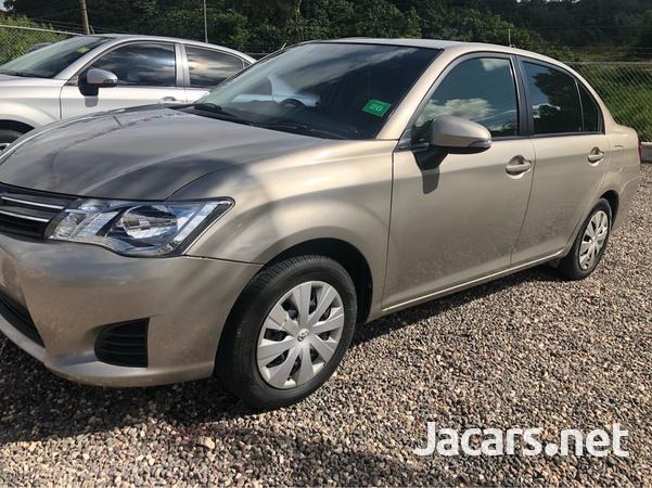 Toyota Axio 1,8L 2015-3
