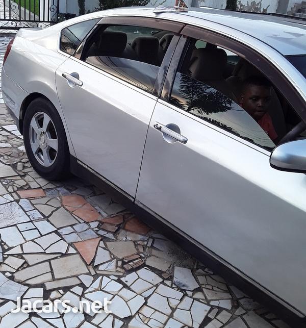 Nissan Teana 2,4L 2008-1
