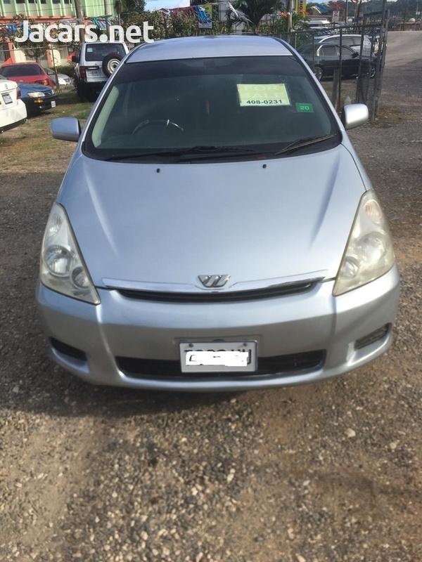 Toyota Wish 1,8L 2004-1