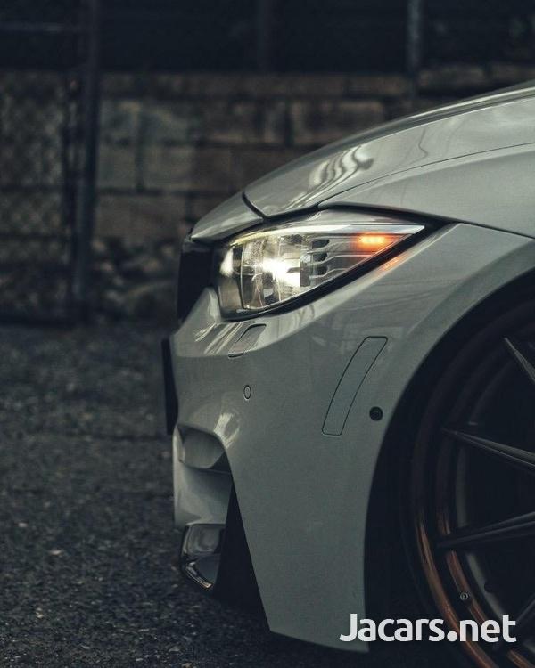 BMW M3 2,0L 2016-8
