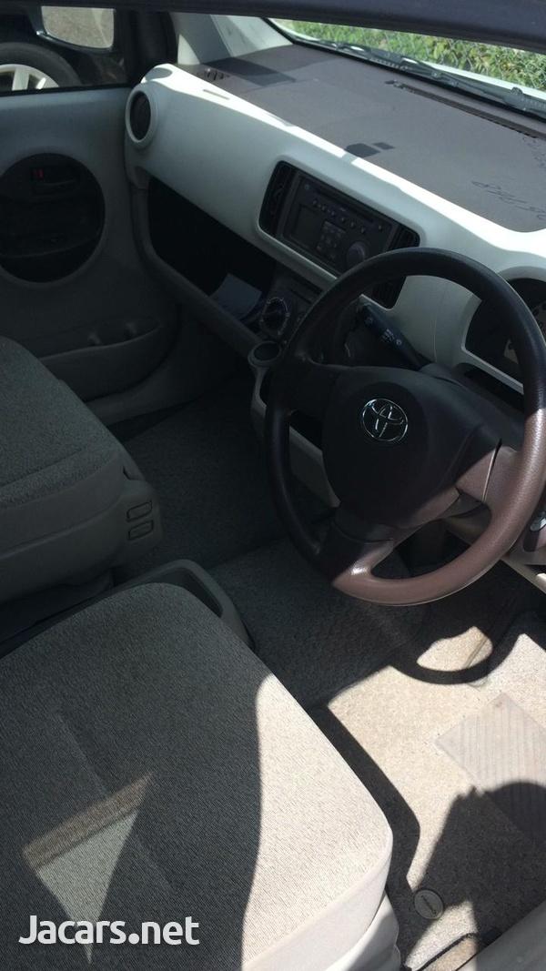 Toyota Passo 1,2L 2014-4