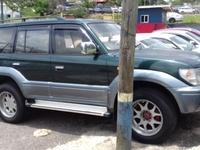 Toyota Prado 2,5L 1999