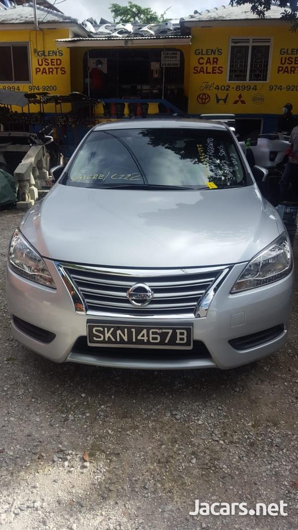 Nissan Sylphy 2,0L 2014-10