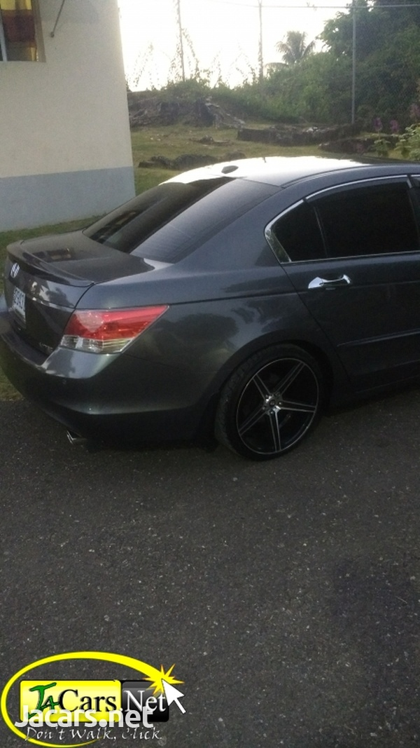 Honda Accord 2,4L 2009-3