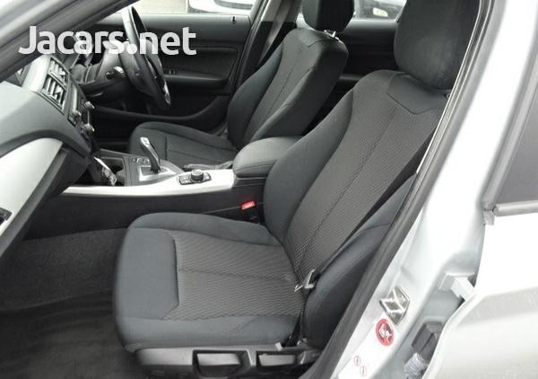 BMW 1-Series 1,6L 2012-10