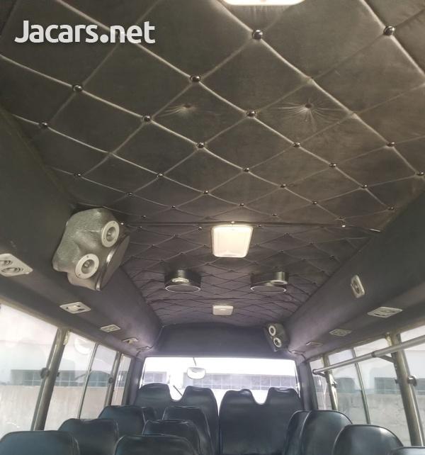 2002 Toyota Coaster Bus-3