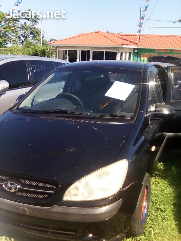 Hyundai Getz 1,4L 2007-2
