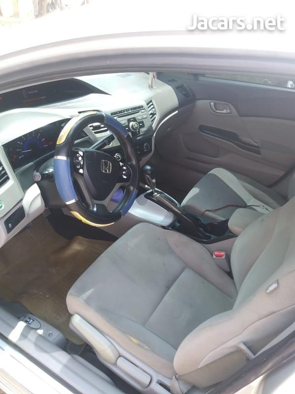 Honda Civic 2,0L 2012-4