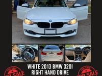 BMW 3-Series 1,9L 2013