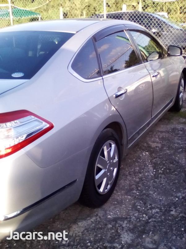 Nissan Teana 2,5L 2012-3